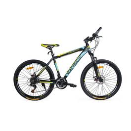 Bicicleta MTB MalTrack Team Alloy cu 18 Viteze, Roti 26 Inch, Mountain Bike