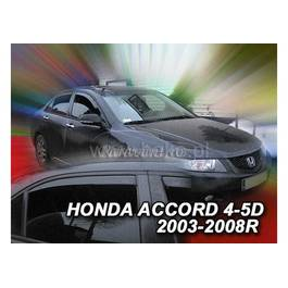 Honda Accord sedan an fabricatie 2003 - 2008 (marca Heko) set fata - 2 buc. Set fata - 2 buc. AutoLux