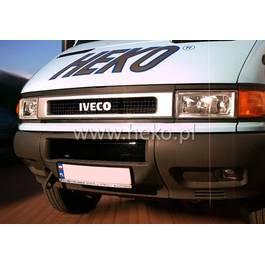 Masca radiator IVECO TURBO DAILY an fabr. 2000-2006 (marca HEKO) AutoLux