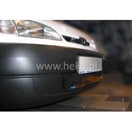 Masca radiator PEUGEOT PARTNER an fabr. 1996-2002 (marca HEKO) AutoLux