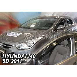 Paravant HYUNDAI i40 Combi, an fabr. 2011- (marca HEKO) Set fata - 2 buc. AutoLux