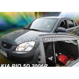 Paravant KIA RIO Hatchback an fabr. 2005-2011 (marca HEKO) Set fata – 2 buc. AutoLux