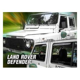 Paravant LAND ROVER DEFENDER, SUV cu 3 / 5 usi, an fabr. 1988 -- (marca HEKO) Set fata - 2 buc. AutoLux
