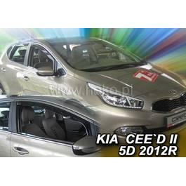 Paravant pentru Kia C`eed, an fabr. 2012-02018 (marca HEKO) Set fata - 2 buc. AutoLux