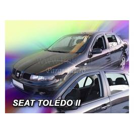 Paravant SEAT TOLEDO Sedan(limuzina) an fabr. 1999-2005 (marca HEKO) Set fata – 2 buc. AutoLux