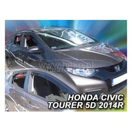 Paravanturi auto Honda Civic, Combi, an fabr. 2017-- (marca HEKO) Set fata - 2 buc. AutoLux