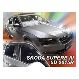 Paravanturi auto Skoda Superb III, Dupa 2015 Set fata – 2 buc. AutoLux