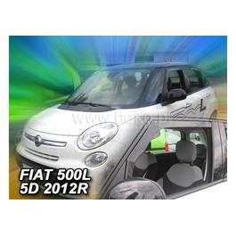 Paravanturi FIAT 500 L, an fabr. 2012- (marca HEKO) Set fata - 2 buc. AutoLux