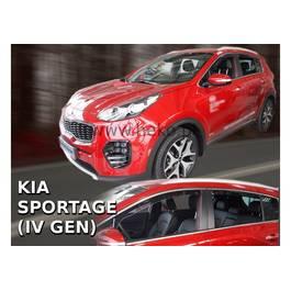 Paravanturi Kia Sportage, dupa 2016 Set fata – 2 buc. AutoLux