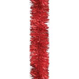 Beteala pentru Craciun, Lungime 12m, Culoare Rosu, Diametru 2cm