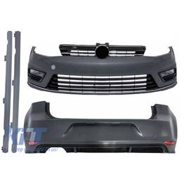 Kit Exterior Complet VW Golf VII 7 (2012-2017) R-line Look