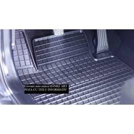 Covoare Covorase cauciuc VW TOURAN 2 bucati. 2003- ( 0391P P70 ) - CCC5370