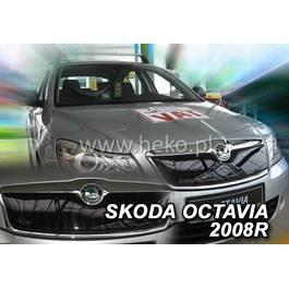 Grila, masca radiator SKODA OCTAVIA II facelift an fabr. 2008