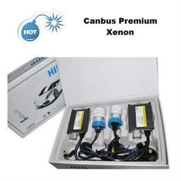 Kit instalatie xenon digital Canbus H3 4300 K 12V / 24V Fost Licenta Philips ( Fara Eroare ) - HID-PH124