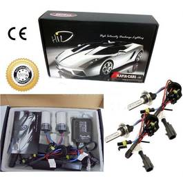Kit intalatie xenon slim DC H7 8000 K 12 V economic - HID-DC132