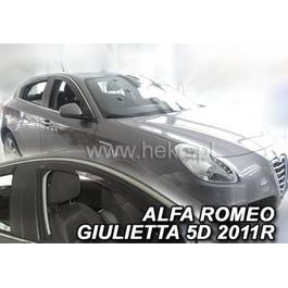 Paravanturi Geam Auto Alfa Romeo Giulietta an fabr. 2012 ( Marca Heko - set FATA + SPATE )