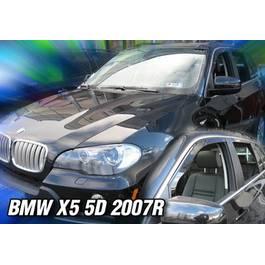 Paravanturi Geam Auto BMW X5 an fabr. 2007- ( Marca Heko - set FATA )