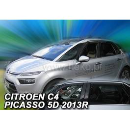 Paravanturi Geam Auto Citroen C4 Picasso, an fabr 2013- ( Marca Heko - set FATA )
