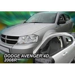 Paravanturi Geam Auto DODGE AVENGER ( Marca Heko - set FATA )