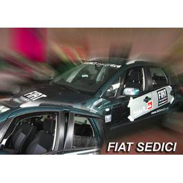 Paravanturi Geam Auto FIAT SEDICI an fabr. 2006- ( Marca Heko - set FATA )