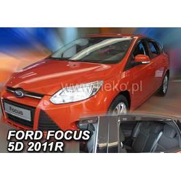 Paravanturi Geam Auto FORD FOCUS Sedan ( limuzina) si Hatchback an fabr. 2011- ( Marca Heko - set FATA )