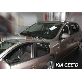 Paravanturi Geam Auto KIA C`EED Hatchback si Combi ( Marca Heko - set FATA )