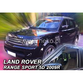 Paravanturi Geam Auto LAND ROVER RANGE ROVER SPORT an fabr. 2005- ( Marca Heko - set FATA + SPATE )