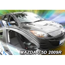 Paravanturi Geam Auto MAZDA 3 Hatchback an fabr. 2009- ( Marca Heko - set FATA )
