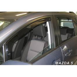 Paravanturi Geam Auto MAZDA 5 Hatchback an fabr. 2006 - ( Marca Heko - set FATA )