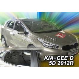 Paravanturi Geam Autouri auto Kia C`eed, 2012- ( Marca Heko - set FATA )