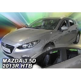 Paravanturi Geam Auto auto Mazda 3, 2013- ( Marca Heko - set FATA )