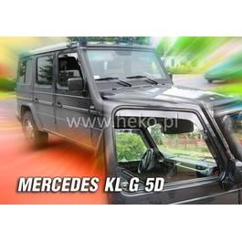 Paravanturi Geam Auto auto Mercedes G classe ( Marca Heko - set FATA )