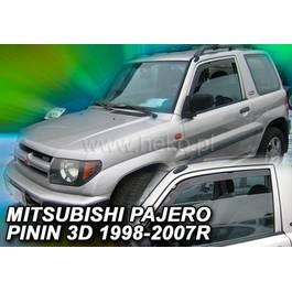 Paravanturi Geam Auto auto Mitsubishi Pajero Pinin, 3 usi, an fabr 2000- ( Marca Heko - set FATA )