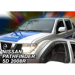 Paravanturi Geam Auto NISSAN PATHFINDER an fabr. 2005- ( Marca Heko - set FATA )