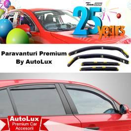 Paravanturi Geam Auto PEUGEOT 206 Hatchback ( Marca Heko - set FATA )