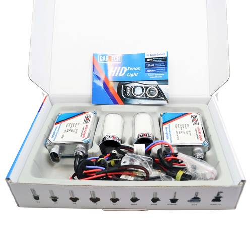 Kit xenon Cartech 35W H3 5000k