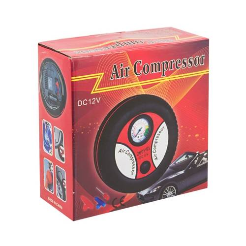Compresor auto in forma de anvelopa 12V 260PSI