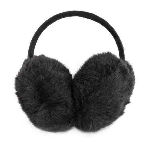 Casti protectie urechi impotriva frigului si a vantului, culoare Negru