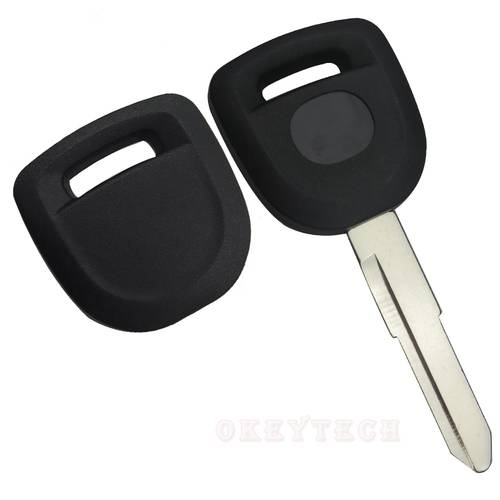 Carcasa cheie auto cu loc cip MZ-101, compatibil Mazda