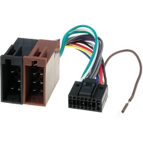Conector auto ISO-KENWOOD16P